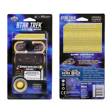 Star Trek Attack Wing Chronological Chaos OP Tournament Prizes Resource Bundle