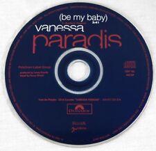 CD de musique rock CD single Vanessa Paradis