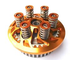 DUCATI PRESSURE PLATE INNER HUB KIT 6 SPEED ENGINE GOLD ANODIZED