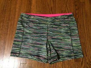 NWOT women's workout shorts activewear