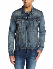 Joe's Jeans Revival Japanese Denim Jacket Coat KACTCE1080 Trace M $269 New
