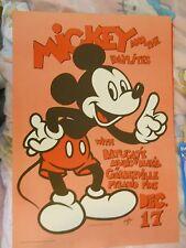 mickey hart poster garberville ca alton kelley
