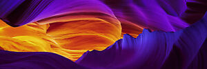 "Fine Art Landscape Photography Dance Of Life Vershinin - Peter Lik style 24x72"""