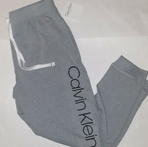 CALVIN KLEIN Women`s Joggers Lounge pants Big CK logo