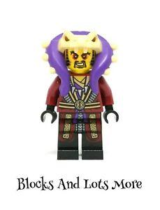 Lego Ninjago Tournament Of Elements - Master Chen Figure From 70595 70746 NJO136