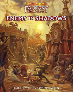 ENEMY IN THE SHADOWS - WARHAMMER FANTASY ROLE-PLAY - CUBICLE SEVEN