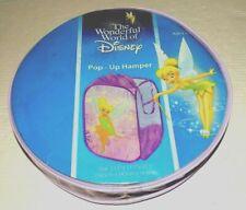 "The Wonderful World of Disney Pop Up Hamper New 13.5"" x 13.5"" x 21.5"""