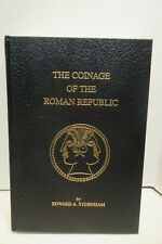 The Coinage of the Roman Republic by Edward A. Sydenham Hardcover Book