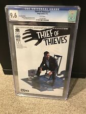 Thief of Thieves 1 -  Image Expo Edition Variant - CGC certified 9.6