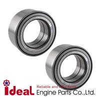 2pcs Front Wheel Hub Ball Bearings Fit Polaris RZR 1000 15-18