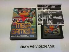 MEGA GAMES 1 PAL
