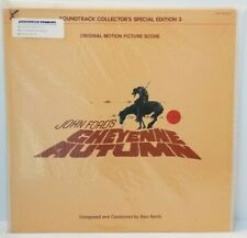 SEALED Alex North CHEYENNE AUTUMN Soundtrack LP Audiophile Special Edition 3 *S8