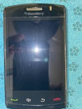 New listing BlackBerry Storm2 9550 - Black (Verizon) Smartphone, Powers Up, Does Not Boot