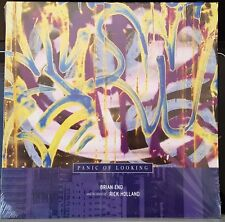 Brian Eno And The Words Of Rick Holland - Panic Of Looking - 2012 mini-LP 45rpm