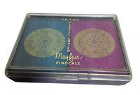 Sears Mayfair Pinochle Bridge Playing Card Set MCM Vintage