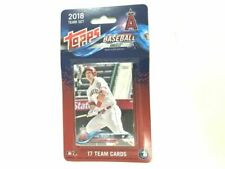 1x 2018 Topps Angels Factory Team Set 17 Shohei Ohtani RC Rookie Trout