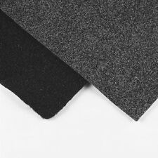 "Penn Elcom Gray Indoor/Outdoor Synthétique Tapis 1.22 M/48"" Largeur"
