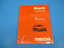 1997 Mazda Millenia Wiring Diagram Manual Sealed Never Opened