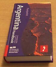 ARGENTINA 5th Edition Handbook (Hardback) NEW