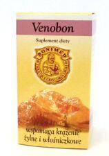 Bonimed Natural Venobon Blood circulation 60 Caps UK Stock