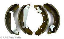 Skoda Seat VW Audi Rear Axle Brake Shoes Pads NEW Drum Brakes Petrol Diesel