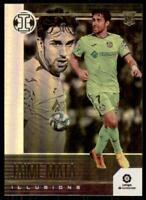2019-20 Chronicles Soccer Illusions #IL-6 Jaime Mata - Getafe CF