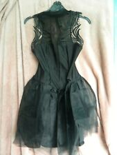 Ann Summers Worship Me Witch Costume Size 8-10