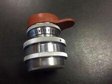Wollensak 17mm f 2.7 Cine Raptar Camera Lens