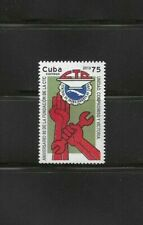 2019 80th Anniv of Central Workers Organization Ctc Caribbean Island Stamp Mnh