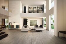 Indoor-outdoor Ceramic tile that looks like wood (gray/silver/whitewashed)