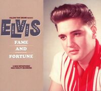 Near Mint / EX Elvis Presley - Fame and Fortune FTD (2002) Follow That Dream OOP