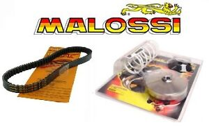 Variateur Courroie MALOSSI MBK Skyliner 125 YAMAHA Majesty  5113134 6116101