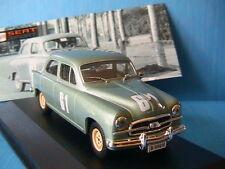 SEAT 1400B #61 COPA MONTJUICH COCHES SPORT 1957 JUAN FERNANDEZ IXO 1/43 ALTAYA