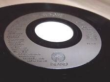 U2-LAST NIGHT ON EARTH/1ST NIGHT IN HELLUK DJ NEAR MINT VINYL RECORD 45