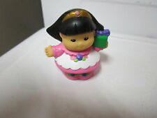 Fisher Price Little People birthday gift present xmas party girl Sonja Sonya Lee