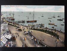 Essex SOUTHEND ON SEA Marine Parade c1905 Old Postcard