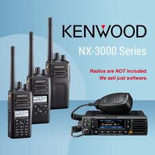 Kenwood KPG-D3N - Radio Programming Software for NX-3000 (Widewband)