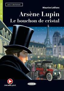 9788853020550 Arsene Lupin. Le bouchon de cristal. Con e-book. C...ne audio + Ap
