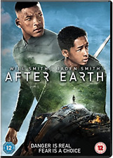 Will Smith, Jaden Smith-After Earth  DVD NEW