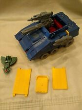 Transformers Vintage G1 Micromasters Groundshaker, Complete