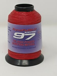 BCY Dynaflight 97 (D97) Bowstring, 1/8# Spool, Choose From 9 Different Colors