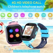 4G Kids Chilid Smart Watch Phone w/ GPS Camera WIFI Smart Tracker Video Call New