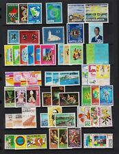 Netherlands Antilles - 22 mint sets - see scan