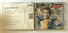 1990 GEORGHE ZAMFIR PANFLUTE VOL 2 CD LN