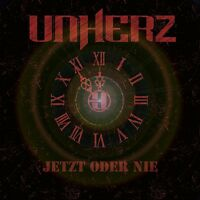 UNHERZ - JETZT ODER NIE! (LIMITED.DIGIPAK)  CD NEU