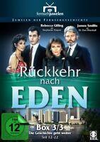 RÜCKKEHR NACH EDEN-BOX 3: D - RÜCKKEHR NACH EDEN  4 DVD NEU