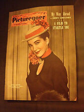 """8 MAY 1954 PICTUREGOER MAGAZINE - """"A FILM TO STARTLE YOU"""""""