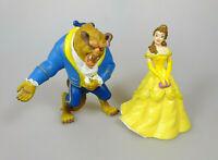 Die Schöne und das Biest 2 Figuren Belle & Biest Disney Princess Bully