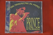 PRINCE CD   AN AMERICAN IN PARIS  , LE ZENITH 1986 ,  1993 . WOT 1011