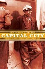Capital City, New Edition-ExLibrary